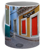 Colorful Doors Guanajuato Mexico Coffee Mug