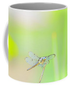 Colorful Dragonfly Coffee Mug