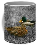 Colorful Ducks Coffee Mug