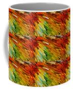 Colorful Extrude 2 Coffee Mug