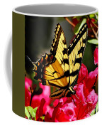 Colorful Flying Garden Coffee Mug
