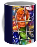 Colorful Glass Balls Coffee Mug