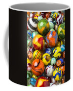 Colorful Glass Marbles Coffee Mug