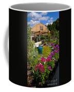 Colorful Greenhouse Coffee Mug