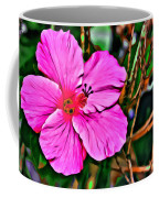 Colorful Hibiscus Coffee Mug