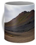Colorful Icelandic Mountain Coffee Mug