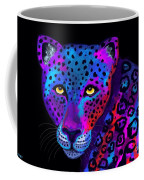 Colorful Jaguar Coffee Mug