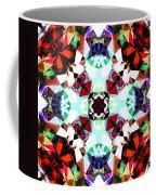 Colorful Kaleidoscope Creation Coffee Mug