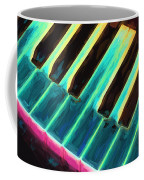 Colorful Keys Coffee Mug