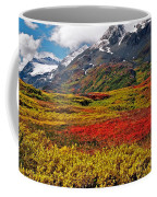 Colorful Land - Alaska Coffee Mug