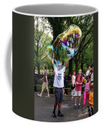 Colorful Large Bubbles Coffee Mug