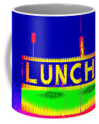 Colorful Lunch Coffee Mug