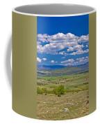 Colorful Nature Od Lika Region Coffee Mug