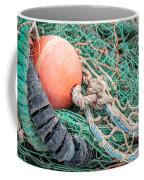 Colorful Nautical Rope Coffee Mug