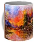Colorful Night.. Coffee Mug