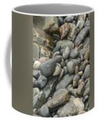 Colorful Ocean Rocks Coffee Mug