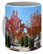 Colorful Ohio Trees Coffee Mug
