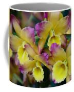Colorful Orchids Coffee Mug