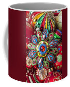 Colorful Ornaments Coffee Mug