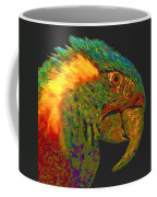 Colorful Parrot Coffee Mug