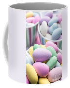 Colorful Pastel Jordan Almond Candy Coffee Mug