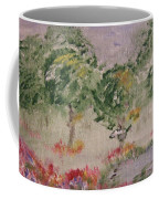 Colorful Pond Coffee Mug