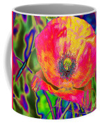 Colorful Poppy Coffee Mug