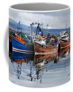 Colorful Reflections Coffee Mug