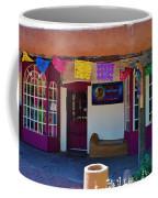 Colorful Store In Albuquerque Coffee Mug