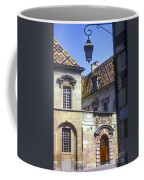 Colorful Tiled Rooftops Coffee Mug