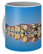 Colorful Town Of Tribunj Waterfront Coffee Mug