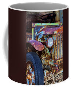 Colorful Vintage Car Coffee Mug