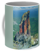 105830-colorful Volcanic Plug Coffee Mug