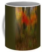 Coloring The Woods Coffee Mug