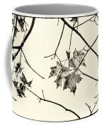 Colorless Autumn Coffee Mug