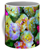 Colors And Roses Coffee Mug