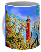 Colors At Barnegat Light Coffee Mug