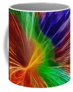 Colors Lines And Textures Coffee Mug