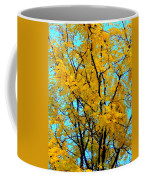 Colors Of Fall - Smatter Coffee Mug
