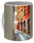 Colors Of Lyon 3 Coffee Mug
