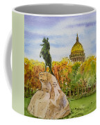 Colors Of Russia Monuments Of Saint Petersburg Coffee Mug