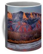 214501-colors Of Sandia Crest  Coffee Mug