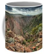 Colors Of The Black Canyon Coffee Mug