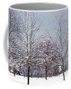 Colors Of Winter Coffee Mug
