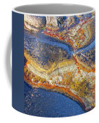 Colors On Rock I Coffee Mug