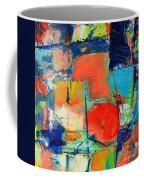 Colorscape Coffee Mug by Ana Maria Edulescu