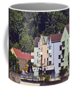 Colorul Houses In Germany Coffee Mug