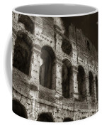 Colosseum Wall Coffee Mug