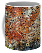 Color Exploded Coffee Mug