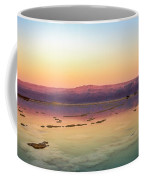 Colourful Dead Sea Coffee Mug